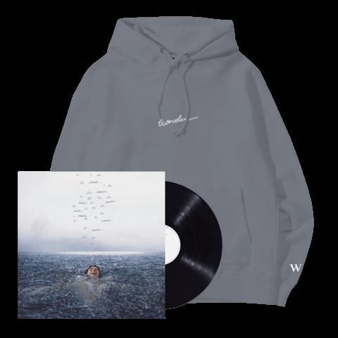 √WONDER (LP + WONDERSCRIPT HOODIE) von Shawn Mendes - LP Bundle jetzt im Bravado Shop