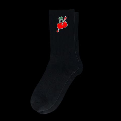 √Cherry von Yungblud - Socks jetzt im Bravado Shop