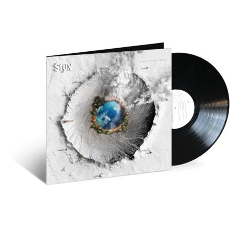 Crash Of The Crown (LP) von Styx - LP jetzt im Bravado Store