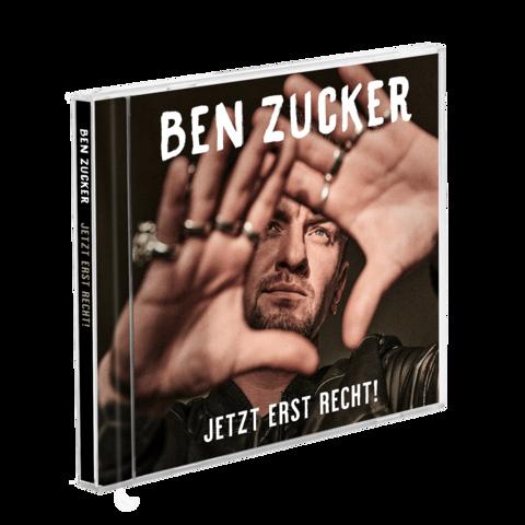 Jetzt erst recht! von Ben Zucker - CD jetzt im Bravado Shop