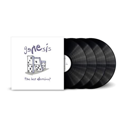 The Last Domino - The Hits (4LP) von Genesis - 4LP jetzt im Bravado Store