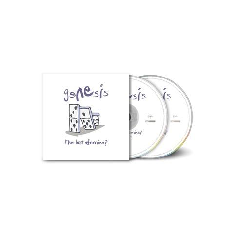 The Last Domino - The Hits (2CD) von Genesis - 2CD jetzt im Bravado Store