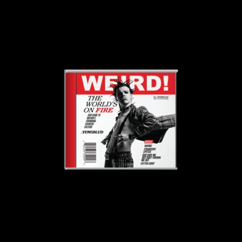 """√Weird! (Ltd. Edition Cover """"dom"""") von Yungblud - CD jetzt im Bravado Shop"""