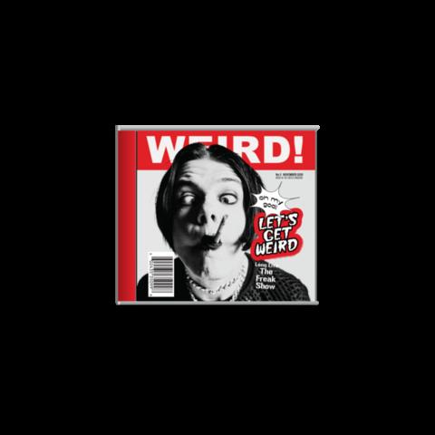 """√Weird! (Ltd. Edition Cover """"boy 2"""") von Yungblud - CD jetzt im Bravado Shop"""