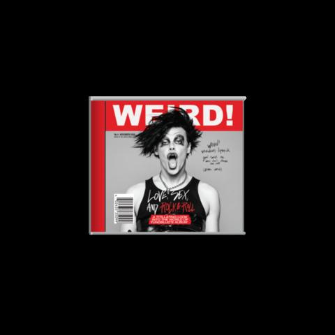 """√Weird! (Ltd. Edition Cover """"the drag"""") von Yungblud - CD jetzt im Bravado Shop"""