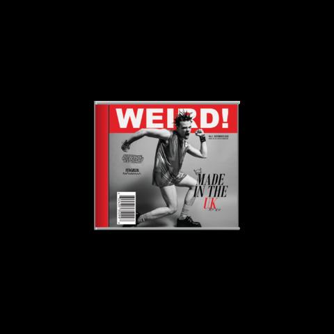 """√Weird! (Ltd. Edition Cover """"the punk"""") von Yungblud - CD jetzt im Bravado Shop"""