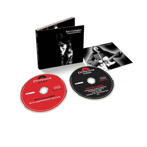 Rory Gallagher (50th Anniversary Edition) (2CD) von Rory Gallagher - 2CD jetzt im Bravado Store