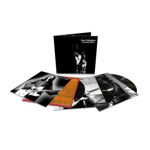 Rory Gallagher (50th Anniversary Edition) (Limited 3LP) von Rory Gallagher - 3LP jetzt im Bravado Store