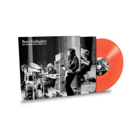 BBC John Peel Sunday Concert 1971 (Exclusive Limited Coloured Vinyl) von Rory Gallagher - LP jetzt im Bravado Store
