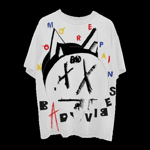 √BVF Tee III von XXXTentacion - T-Shirt jetzt im Bravado Shop