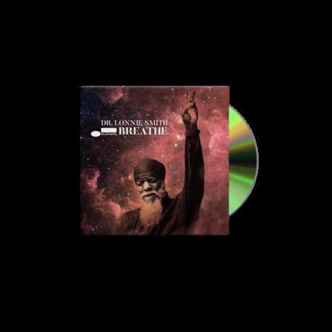 √Breathe von Dr. Lonnie Smith - cd jetzt im Bravado Shop