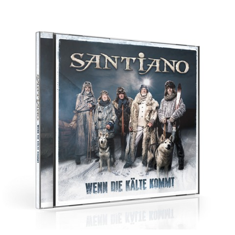 √Wenn die Kälte kommt von Santiano - cd jetzt im Bravado Shop