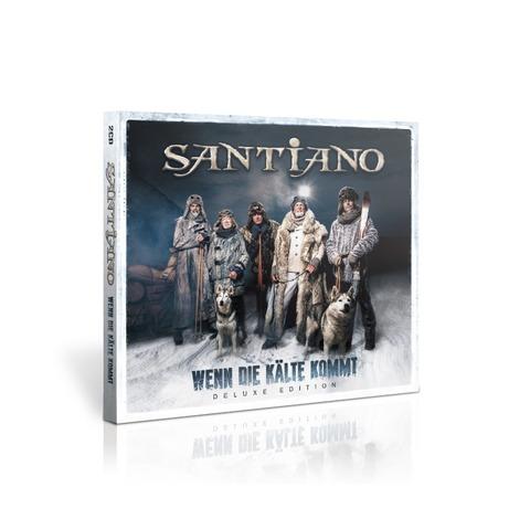 √Wenn die Kälte kommt (Deluxue Edition) von Santiano - 2CD jetzt im Bravado Shop