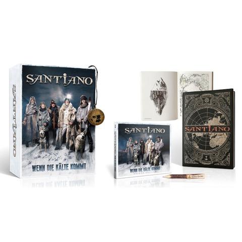 √Wenn die Kälte kommt (Ltd. Fanbox) von Santiano -  jetzt im Bravado Shop
