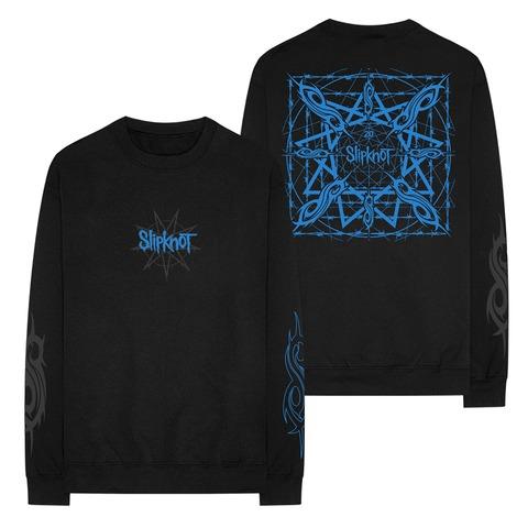 √Slipknot 9 Point von Slipknot - Crewneck Sweatshirt jetzt im Bravado Shop