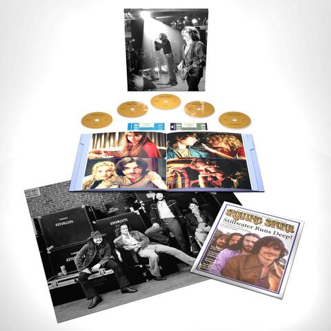 Almost Famous 20th Anniversary (Ltd. Super Deluxe 5CD) von Various Artists - Super Deluxe 5CD jetzt im Bravado Store