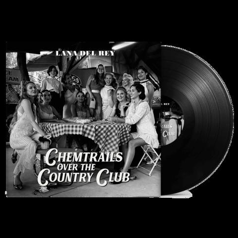 √Chemtrails Over The Country Club von Lana Del Rey - LP jetzt im Bravado Shop