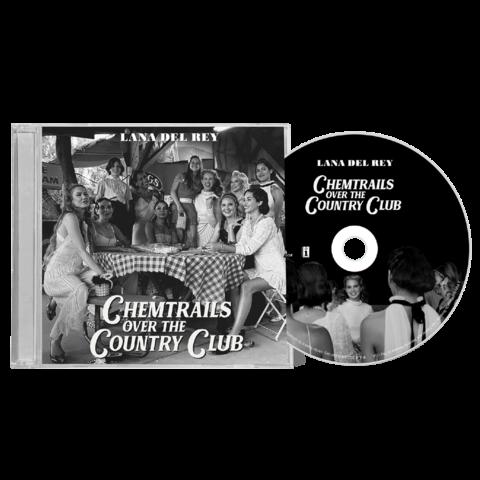 √Chemtrails Over The Country Club von Lana Del Rey - CD jetzt im Bravado Shop