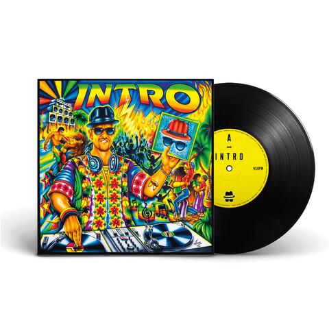 √Intro (ltd. 7inch Vinyl) von Jan Delay -  jetzt im Bravado Shop