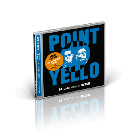 Point (Dolby Atmos Edition) von Yello - BluRay Dolby Atmos jetzt im Bravado Shop
