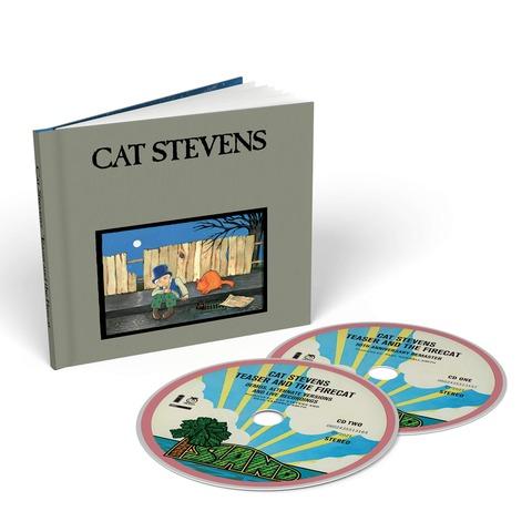 Teaser And The Firecat von Yusuf / Cat Stevens - 2CD Deluxe Edition: CD Edition jetzt im Bravado Store
