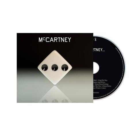 √III (Deluxe Edition White CD) von Paul McCartney - cd jetzt im Bravado Shop