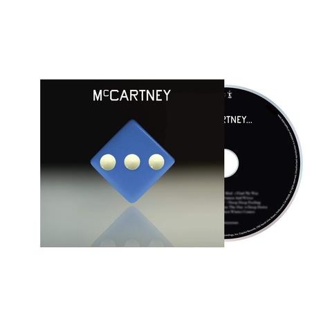 √III (Deluxe Edition Blue CD) von Paul McCartney - cd jetzt im Bravado Shop