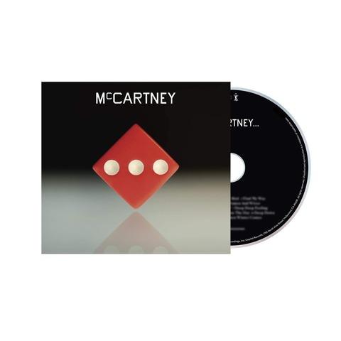 √III (Deluxe Edition Red CD) von Paul McCartney - cd jetzt im Bravado Shop