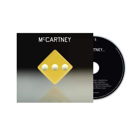 √III (Deluxe Edition Yellow CD) von Paul McCartney - cd jetzt im Bravado Shop