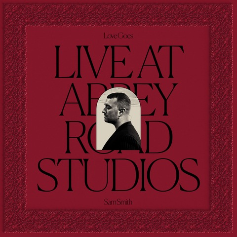 √Love Goes: Live At Abbey Road Studios von Sam Smith - lp jetzt im Bravado Shop