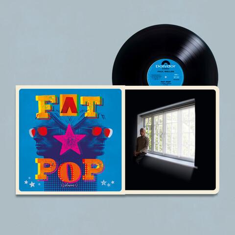 √Fat Pop (Black LP) von Paul Weller - lp jetzt im Bravado Shop