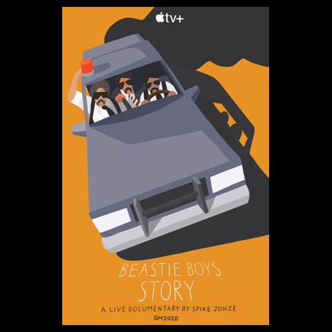 """√Beastie Boys Story """"Sabotage"""" von Beastie Boys - Poster jetzt im Bravado Shop"""