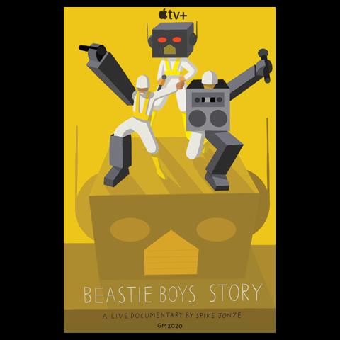 """√Beastie Boys Story """"Robot"""" von Beastie Boys - Poster jetzt im Bravado Shop"""