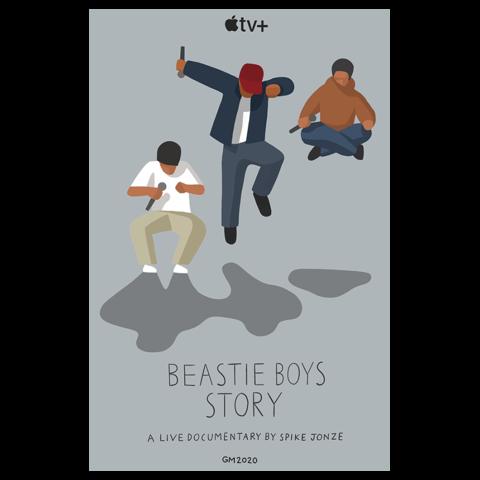 """√Beastie Boys Story """"Jump"""" von Beastie Boys - Poster jetzt im Bravado Shop"""