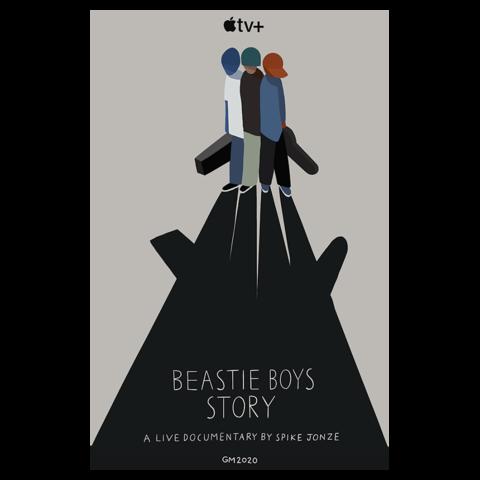 """√Beastie Boys Story """"Check your Head"""" von Beastie Boys - Poster jetzt im Bravado Shop"""
