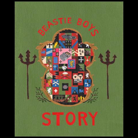√Beastie Boys Story Poster by Losel Yauch von Beastie Boys - Poster jetzt im Bravado Shop