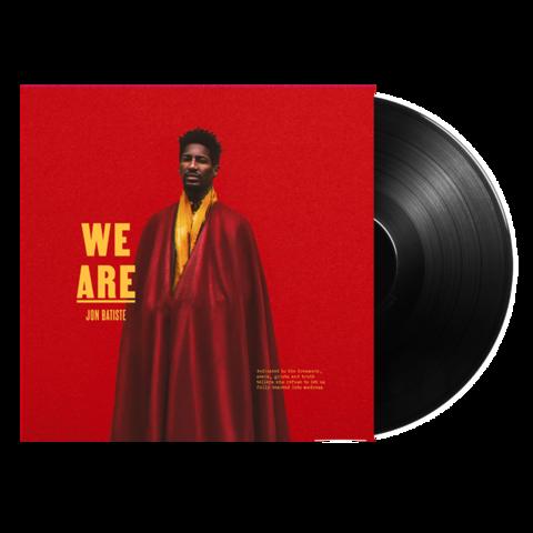 √We Are (LP) von Jon Batiste - LP jetzt im Bravado Shop