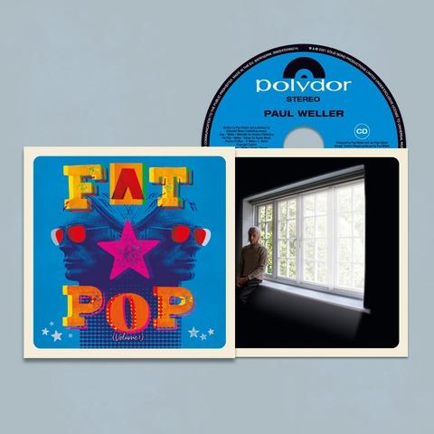 √Fat Pop (CD) von Paul Weller - cd jetzt im Bravado Shop