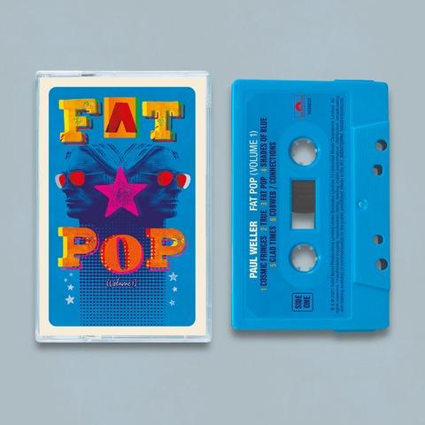√Fat Pop (Excl. MC) von Paul Weller - MC jetzt im Bravado Shop
