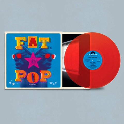 √Fat Pop (Excl. Coloured LP) von Paul Weller - lp jetzt im Bravado Shop