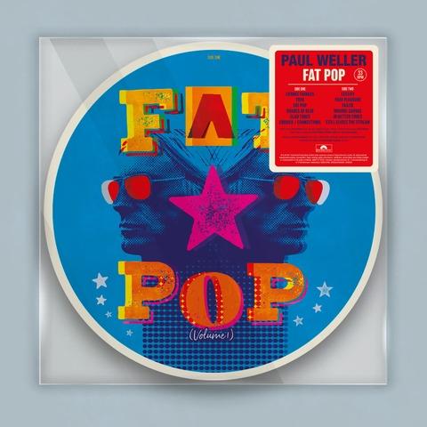 √Fat Pop (Excl. Picture LP) von Paul Weller - Picture LP jetzt im Bravado Shop