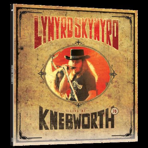 √Live At Knebworth '76 (DVD + 2LP) von Lynyrd Skynyrd - DVD + 2LP jetzt im Bravado Shop