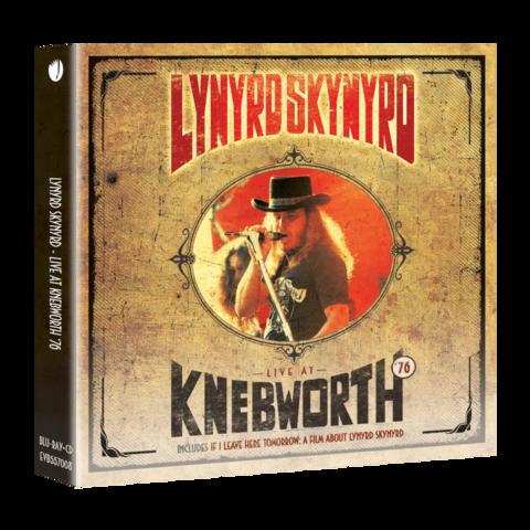 √Live At Knebworth '76 (DVD + CD) von Lynyrd Skynyrd - DVD + CD jetzt im Bravado Shop