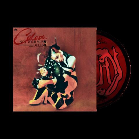 √Not Your Muse (Deluxe CD) von Celeste - CD jetzt im Bravado Shop