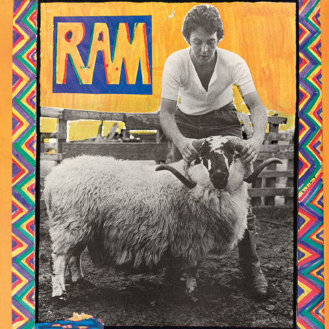 √RAM (50th Anniversary Half-Speed Master Edition) von Paul McCartney & Linda McCartney - lp jetzt im Bravado Shop