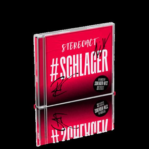√hashtagSCHLAGER (inkl handsigniertem Booklet) von Stereoact - CD jetzt im Bravado Shop