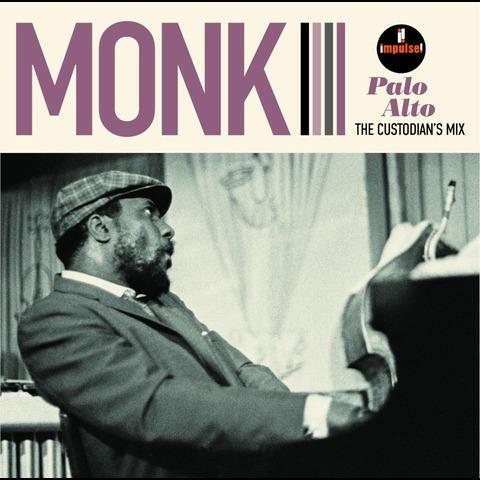 Palo Alto: The Custodian Mix (Limited LP) von Thelonious Monk - LP jetzt im Bravado Shop