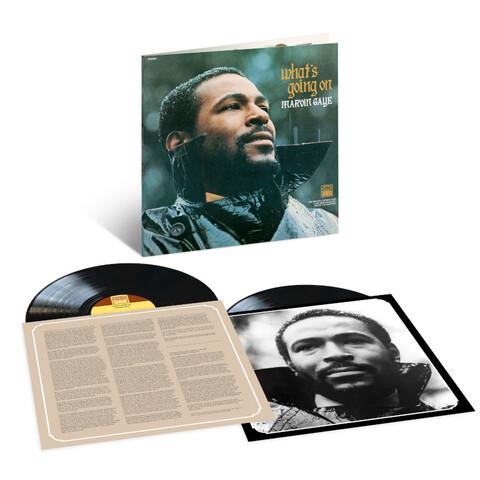 What's Going On? (50th Anniversary Edition 2LP) von Marvin Gaye - LP jetzt im Bravado Store