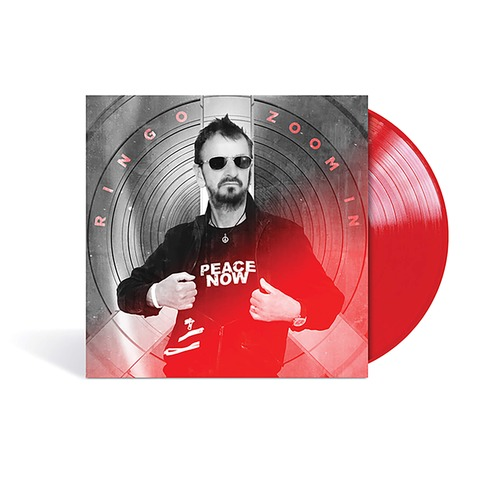 Zoom In (Ltd. Coloured Vinyl - EP) von Ringo Starr - Coloured LP jetzt im Bravado Shop