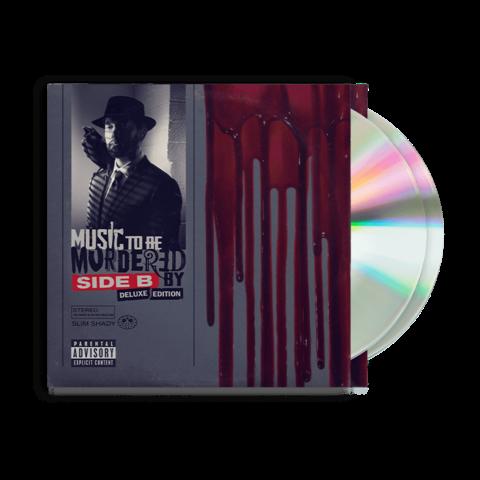 √Music To Be Murdered By - Side B (Deluxe Edition) von Eminem - 2CD jetzt im Bravado Shop